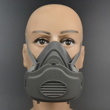 Dust masks industrial dust coal mine polished breathable mask anti - dust decoration masks