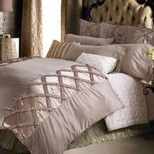 Svetanya Patchwork Bedlinen 6pcs/4pcs Quilt Cover Sets Queen King Size High Quanlity Bedding Set
