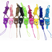 Etmakit Cell Phone Mobile Neck Chain Straps Camera Straps Key Keychain Charm DIY Hang Rope Lariat Lanyard(China)