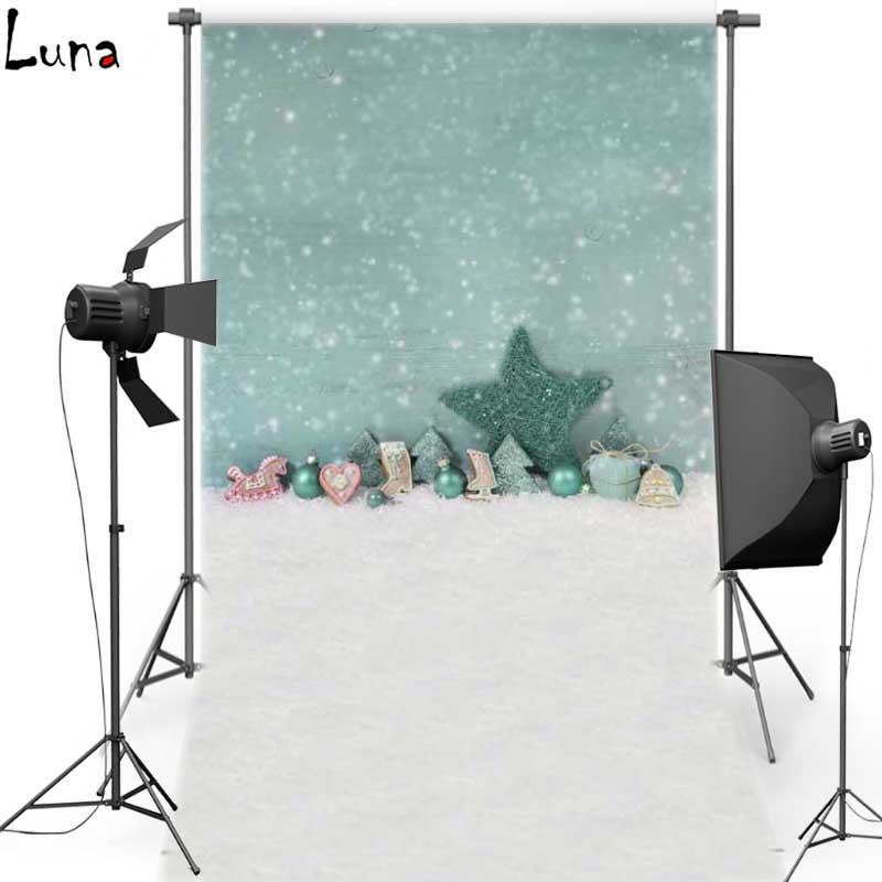 Christmas Vinyl Photography Background Green Star Oxford Backdrop For Children photo studio Props 266<br><br>Aliexpress