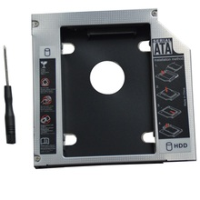 Wzsm novo 2nd sata hdd disco rígido caddy para lenovo ideapad 310 510
