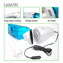Auto Vacuum Cleaner for Car 48W Portable Handheld Vacuum Cleaner Auto Wet/Dry Car Vacuum Hand Vac HEPA Filter 12-Volt