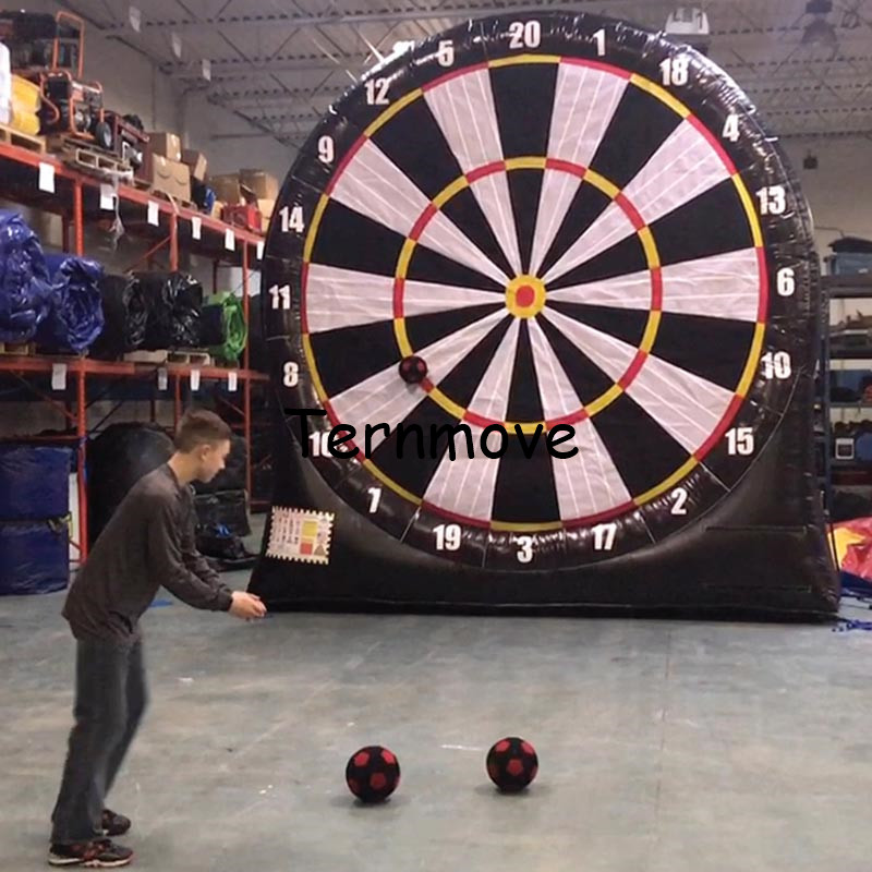 dart_board_game_inflatable_carnival_games_party_rentals_michigan_soccer_foot_9