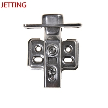 Jetting KITCHEN CABINET CUPBOARD WARDROBE STANDARD HINGES FLUSH DOOR 35mm Hot 110 Degree Opening Angle Flush Door