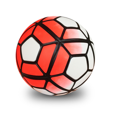 High Quality 2017 Soccer Ball Soccer Ball Football PU Granules Slip-resistant Size 5 Match Trainning Balls Gifts Free Shipping(China)