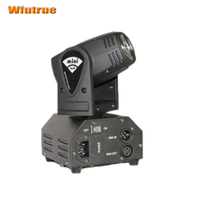 12W RGBW 4in1 cree Led Moving Head Wash Stage spot Lighting Dj Mobile Head Zoom beam Light Hall Party Club Disco Bar Led Render