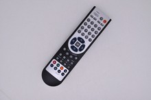 Changer 4 in 1, USB remote control for TV, DVD/VCR, SAT, AUX, by USB programmable, free shipping(China)