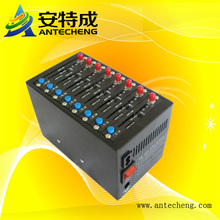 Antecheng Low cost 8 ports Bulk SMS Modem for sms marketing and mobile recharge(China)