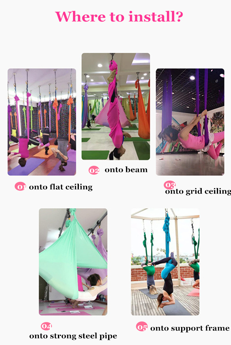 prior fitness aerial yoga hammock swing (14)