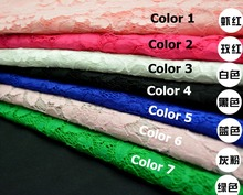 Latest scalloped african cord lace fabric african swiss voile lace high quality fashion french lace fabric for wedding lace