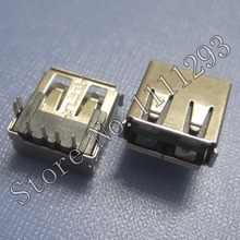 OEM 10pcs/lot USB Female Connector for Acer Aspire 4810T 5810T 5810TG 5810TZ etc right side USB Port