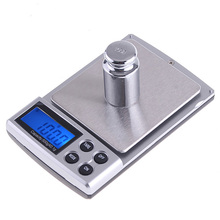 500g x 0.1g Mini balance Digital Scale Portable electric jewelry scale LCD Weighting weights luggage - Trump Tools store