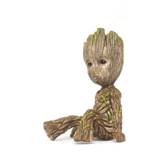 NEW Arrivals Hote Cute Guardians of the Galaxy 2 Groot Statue Figure Collectible Model Toy 9 Types Children Gifts