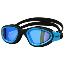 Copozz GOG-3720 Men Women Anti Fog UV Protector Swimming Goggles Professional Waterproof Summer Beach Dive Swim Glass(blue)(China)