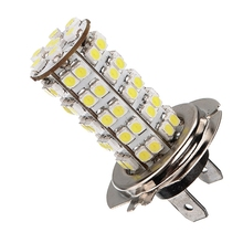 Buy Xenon White 68 SMD Car Auto H7 6000K LED Bulb Head Light Fog Daytime Lamp Vehicle 12V Fog Lights Parking Lamp Bulb for $1.29 in AliExpress store
