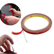 Hot sell 3m 0.8cm Long Double Sided Adhesive Tape 8mm Dust Proof Double Faced