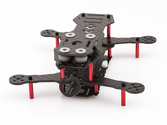 Rctimer BeeRotor Mini 160mm Carbon Fiber FPV Racer Frame FPV Racing Drones Arm Kit BR160 Freeshipping<br><br>Aliexpress