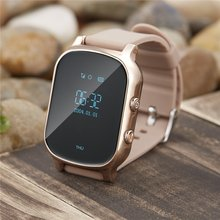 Top Child GPS Tracker Smart Watch Touch Screen Activity Phone Locator Smartwatch Tracking Device Smat Watch For kids Boys Girl