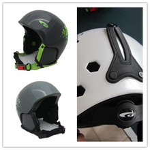 2017 the coolest!Children's snow a integrated helmet The ski helmet Skating helmet the wholesale price $30.39(China)