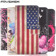 Flip Leather Wallet Case Cover for Sony Xperia X XA XP Z Z1 Z2 Z3 Z4 Z5 compact Premium M2 M4 M5 Aqua T2 T3 E3 E4 C4 C5 C6 Ultra(China)