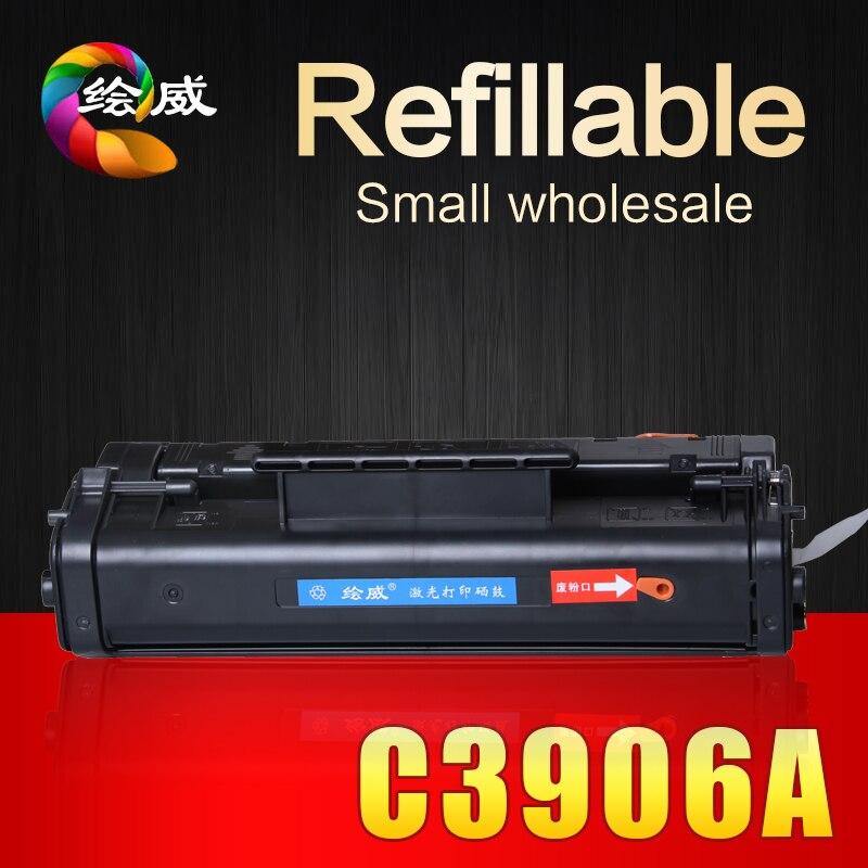 C3906A 06a C3906F compatible toner cartridge for HP LaserJet 5L 5Lxtra 5L-FS 6L 6Lse 6Lxi 3100 3100se 3100xi 3150 3150xi 3150se<br><br>Aliexpress