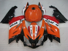 Bodywork for Aprilia RS125 2009 Body Kits RS 125 07 08 2006 - 2011 REPSOL Abs Fairing RS 125 2007
