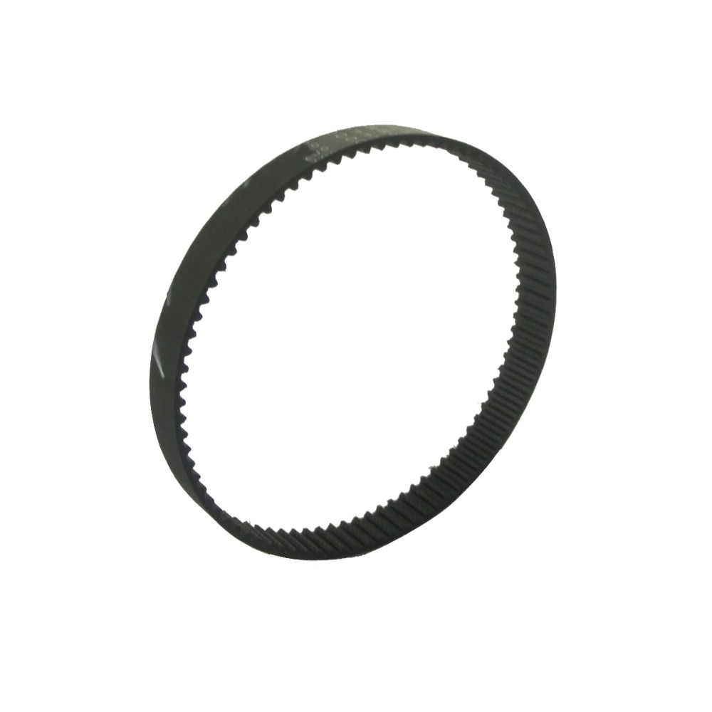 160XL Timing Belt 80 Teeth 10mm Width 5.08mm Pitch Stepper Motor Rubber Black