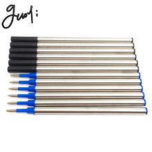 Guoyi Brand Q13 Ballpoint pen refills 10Pc / Lot Office & School Supplies Pens, Pencils & Writing Supplies Pen refill(China)