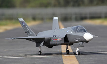 Sky Flight  F35 Fighter Remote control airplane model PNP and KIT