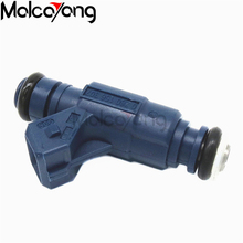 4PCS/LOT Car styling high quality Fuel injector nozzle for Chana Star Benben Yuexiang DFSK K17 L4 0280156307 2000-2016