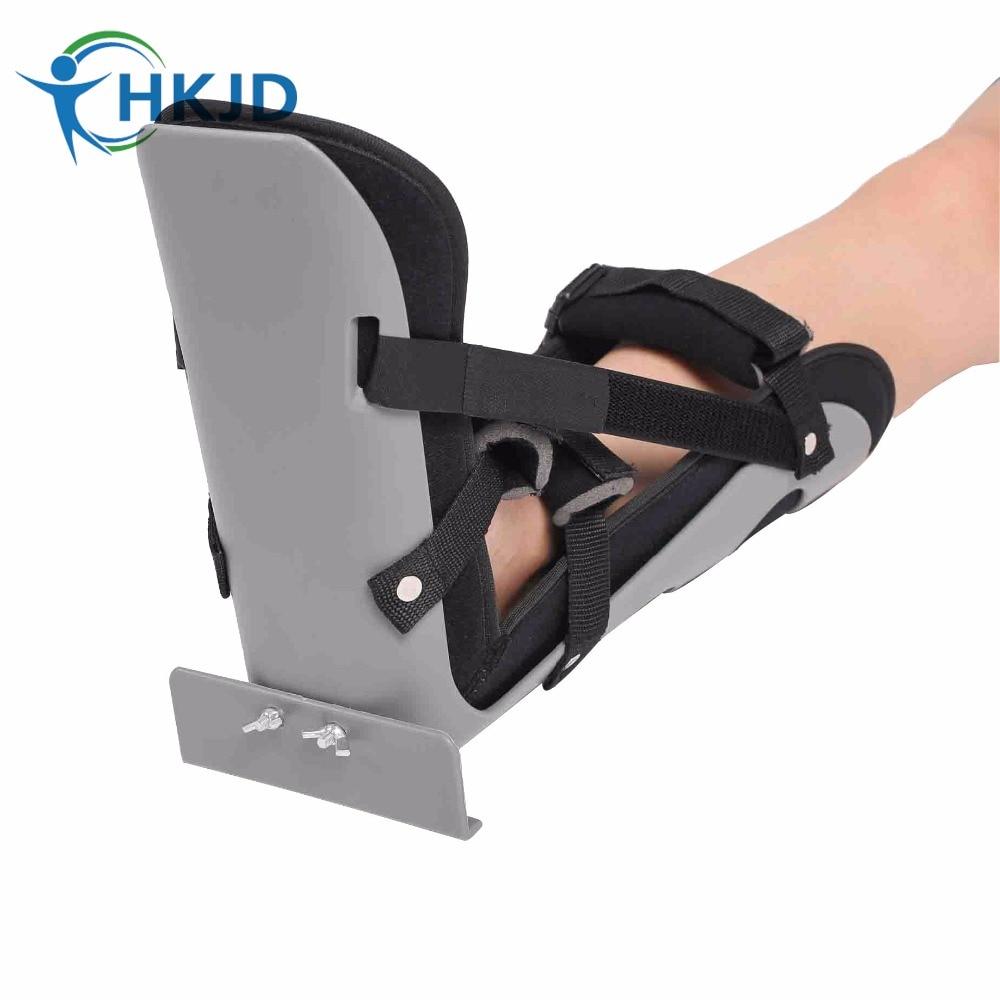 Free Shipping Medical Adjustable Night Splint Plantar Fasciitis Drop Foot Suitable For Tendonitis Drop Bed-ridden Patient<br>