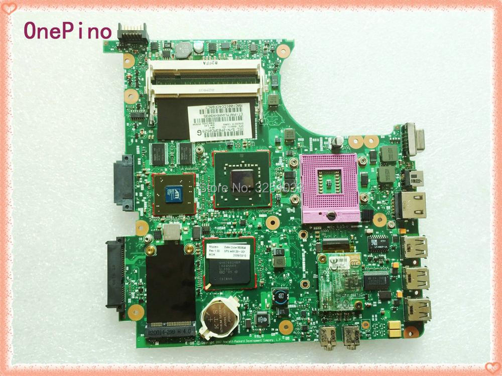 for HP Compaq 6520s 6820s Notebook 456613-001 Laptop motherboard  for hp pavilion 6520S motherboard DDR2  100% tested fully