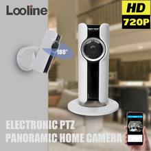 Fisheye 180 Degree IP Camera WiFi Panoramic Wireless Camera Wi-Fi TF Card CCTV Security Surveillance Home Camara Telecamera Home