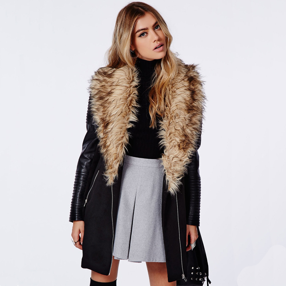 Long Woollen Coats Promotion-Shop for Promotional Long Woollen ...