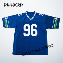 Retro star #96 Cortez Kennedy Embroidered Throwback Football Jersey(China)