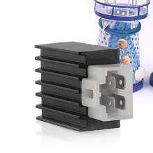 New Practical Value 12V ATV Dirt Bike Dune Buggy Stabilivolt Voltage Regulator Current Rectifier 50-150cc(China)