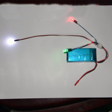 Free shipping Wltoys WL 912 WL 911 Feilun FT007 FT009 UDI001 Parts LED Position Signal Light Kit