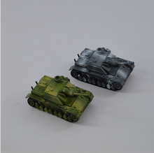 HOT1pcs1:72 Tank Model Assembly Toy Puzzle Figure for Boy girl gift Educational toys freeshipping(China)