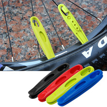 New 2PCS Plastic Mountain Bicycle Tire Lever Tool Crowbar Wear-resistant Elaborate Bike Cycling Wheel Repair ToolYY#