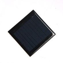 Hot 0.25W 5V Min Solar Panel Epoxy Solar Cell DIY Solar Charger/Toys/Module System Education Kits 50*50MM Free Shipping(China)