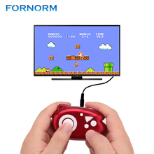 FORNORM TV Game Mini Gamepad 89 Classic Games 8 Bit Video Game Console Players Support TV Output Plug Play Game Player Best Gift(China)
