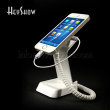 Buy Mobile cell phone security display stand holder alarm charging anti theft device work Apple,Andriod,Samsung retail shop for $36.45 in AliExpress store