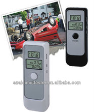 Drive Safety Digital Alcohol Tester New Product 2017 Alcoholmeter Alcohol Tester Alcohol Breath Tester 6389(China)