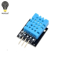 KY-015 DHT-11 DHT11 Smart 3pin Digital Temperature And Relative Humidity Sensor Module + PCB for Arduino DIY Starter Kit