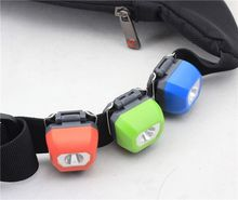Smallest Multifunction Mini Clip Waterproof Lamp headlight degrees 3 mode headlamp Tactics Helmet hat lights Outdoors Camping