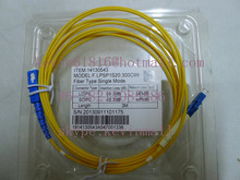 3m / 2mm fiber optical patch cord cables with LC-SC Connector, single mode single core SC-LC jumper. FiberCore