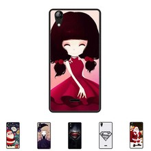 ForMicromax Canvas Selfie 2 Q340 5.0 inch Solf TPU Silicone Case Mobile Phone Cover Bag Cellphone Housing Shell Skin Mask DIY(China)