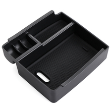 car styling For Hyundai IX25 Creta central armrest box suitcase storage holder tray container box clapboard auto accessories