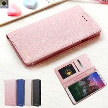 Xiaomi Redmi 5 Plus Case Redmi 5 Case Silk Leather Magnetic Flip Wallet Phone Cover Xiaomi Redmi 5 Case Stand Card