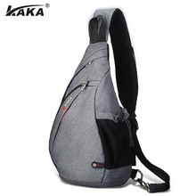 Buy KAKA Unisex Chest Pack Crossbody Shoulder Bag Men Multi functional Messenger Bags Leisure Sling Chest Bag for $27.50 in AliExpress store
